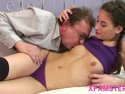 cunt  dildo  fuck  old and young  pussy  stepdad