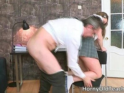 brunette  cute  face fuck  old and young  slutty
