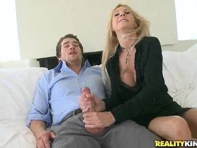 cougar  pounding  pussy