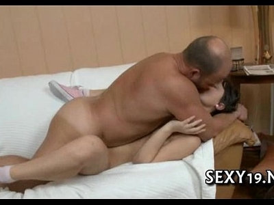 3some  old and young  school  teacher