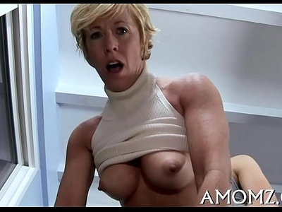 cowgirls  mom  monster cock  woman